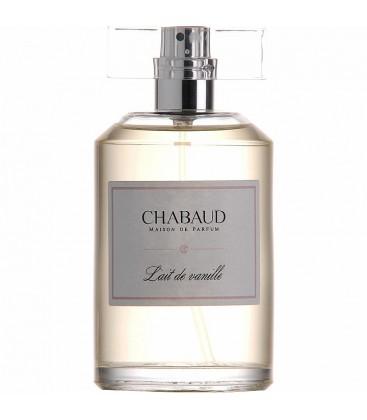 Lait de Vanille Chabaud Maison de Parfum