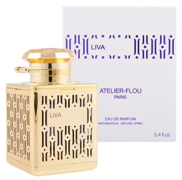 парфюмерный бренд Atelier Flou