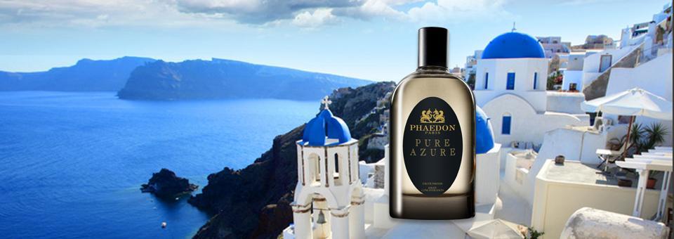 Phaedon Paris парфюмерный нишевый бренд
