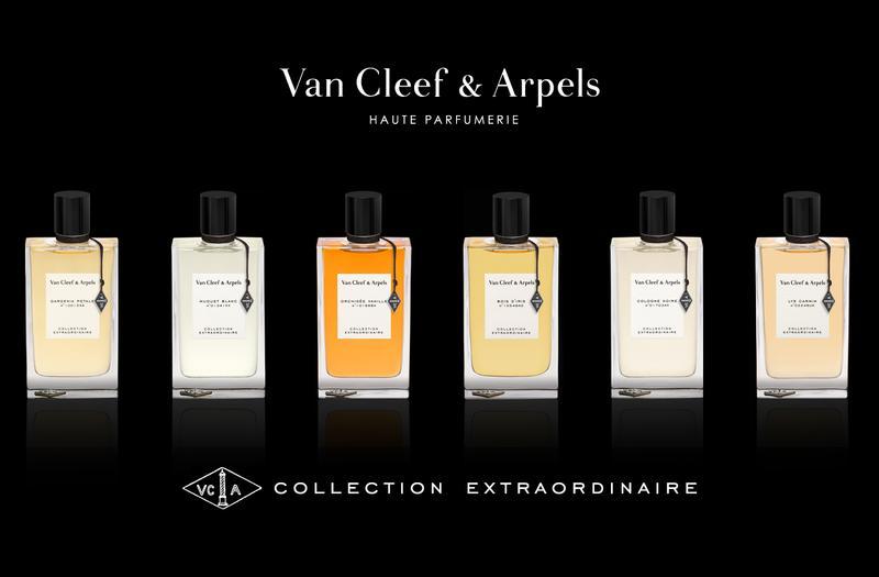 парфюмерный юренд Van Cleef & Arpels