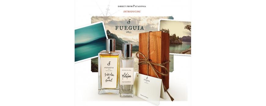 Поступление ароматов Fueguia