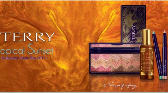 Летняя коллекция By Terry Propical Sunset 2017
