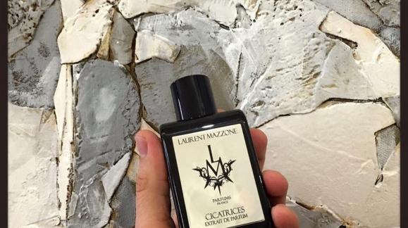 Новый аромат Cicatrices от LM Parfums