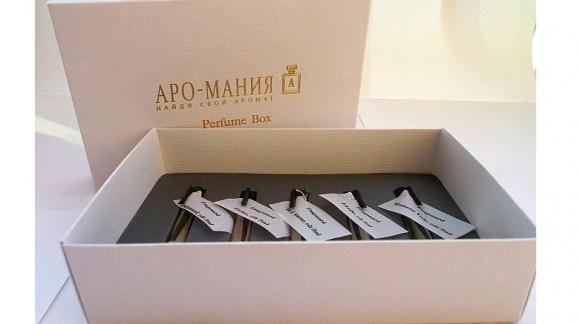 Тематические наборы сэмплов ароматов Aro-Mania Perfume Box