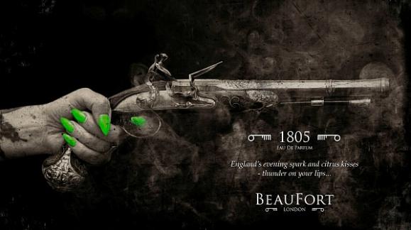 Выстрел в голову - ароматы Beaufort London